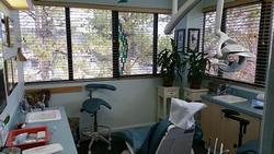 1 of 5 treatment rooms
